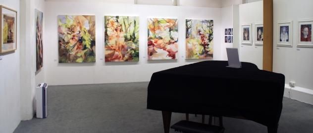 Postgraduate Exhibition - May 2012