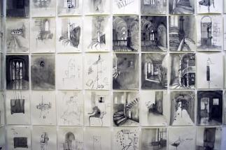 Kim James-Williams - Postgraduate Exhibition - May 2012