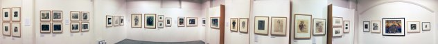 Exploring the School of Art Collections Panorama 2