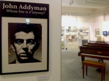 Addyman exhibition