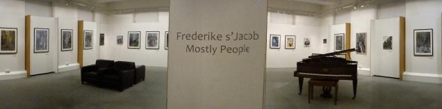 Freddie s'Jacob exhibition