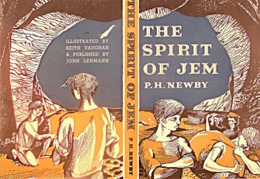 The Spirit of Jem book cover