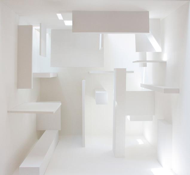 Lucia Cherata, 'Pictorial Space'