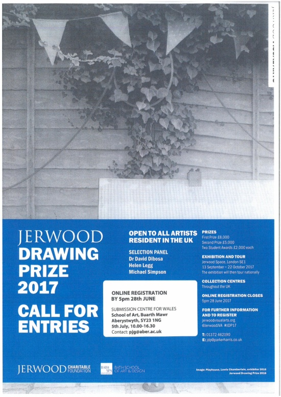 Jerwood Drawing Prize 2017 (1) copy