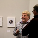 Professor Robert Meyrick Head of School of Art and Keeper of Art