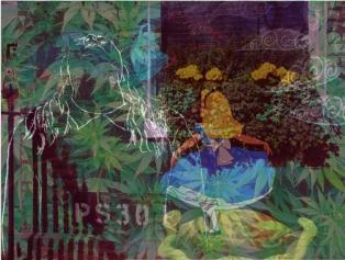 Claudia Ronaldi Pocrnic BA Fine Art & English Literature