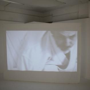 Video Installation by Rebecca Byrne MA Fine Art
