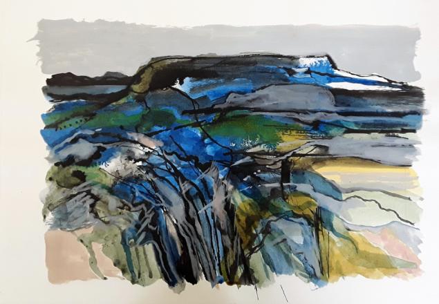 Bert Isaac Blue ridge 1979