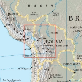 South America Detail