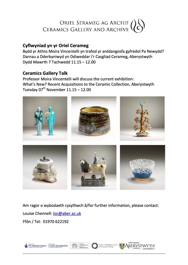 Whats New Ceramics Gallery Talk copy