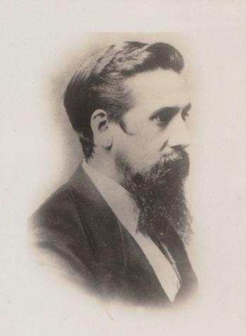 Prof. F.W. Rudler, (Chemistry, 1875-1879).