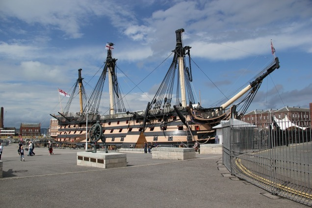Hms Victory South Gland Portsmouth
