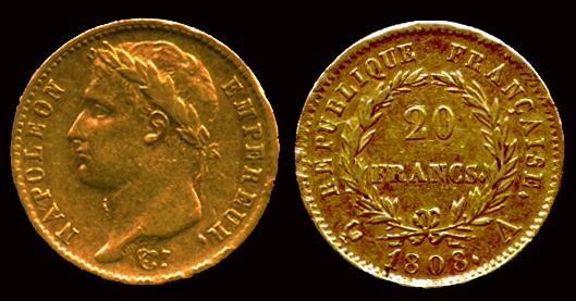 Napoleon_I_Gold_Coin