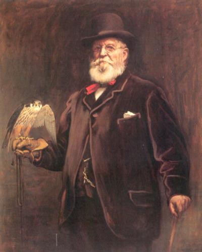 Joseph Wolf, Lance Chalkin, 1890, the Zoological Society of London (Source: Wikipedia)