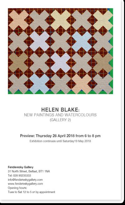 Helen Blake 2018