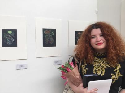 Luciana Marçal Barata (Photo: Courtesy Paul Croft)