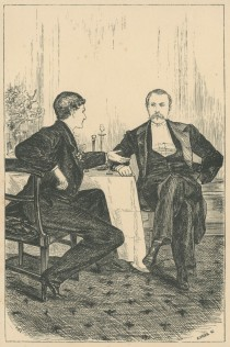 'Did he not bear false Witness against her?', The Claverings, Cornhill Magazine Vol. 13, 1866, Mary Ellen Edwards, PL1233
