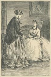 'The Plea for Mercy', The Claverings, Cornhill Magazine Vol. 15, 1867, Mary Ellen Edwards, PL1258