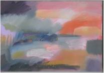 Head Land Sunset II, Angharad Taris