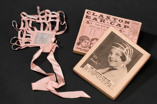 Claxton Ear-Cap