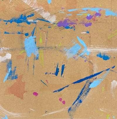 Accidental By Products Painting III 2021